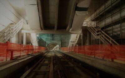 Linea 1 – Aggiornamento lavori