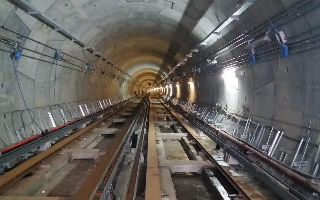 Aggiornamento lavori nei cantieri della linea 1 della Metropolitana