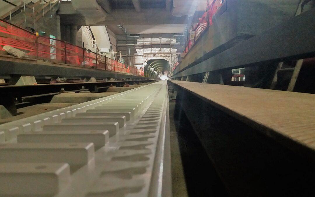 Prolungamento Sud: dal 27 Luglio lavori di collegamento tra Lingotto e Bengasi. Servizio Metro limitato a P.Nuova