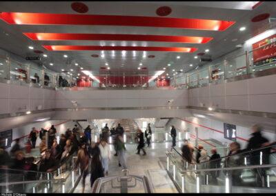 Inaugurazione Porta Nuova-Lingotto