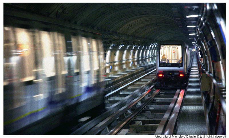 Iniziano i collaudi dei treni. Dal 12 al 17 Gennaio la metropolitana anticipa la chiusura alle ore 22.00