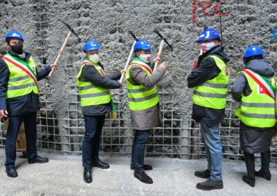 Inaugurazione scavo - PhotoRenzoMiglio
