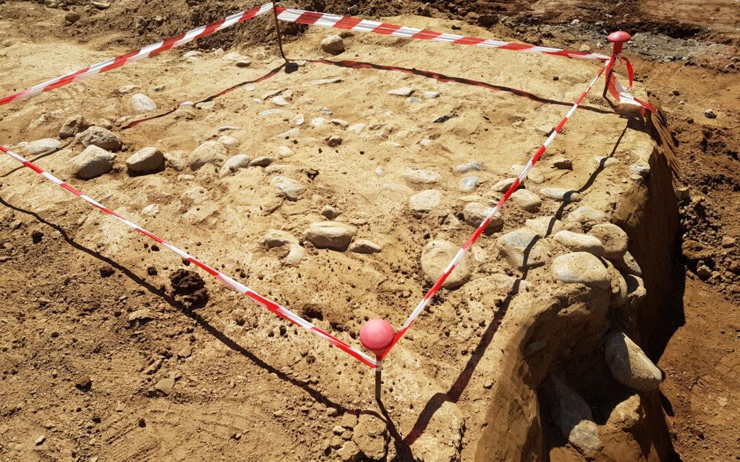 Ritrovamenti archeologici