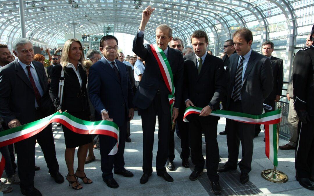 9 Settembre 2011: Inaugurata Porta Susa