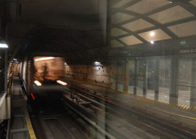 9. Treno Porta Susa